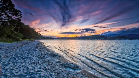 Pauanui Estuary Sunset (1 of 1)