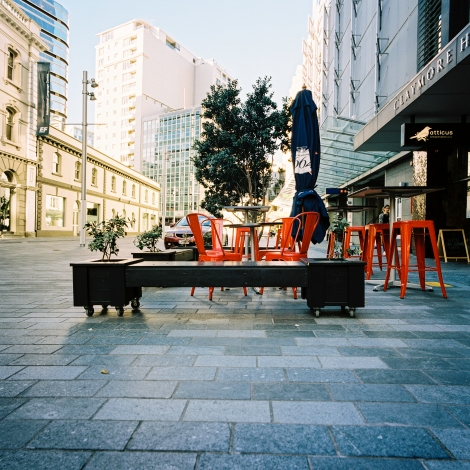 Fort St, Auckland