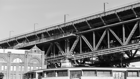 Harbour Bridge Maintenance