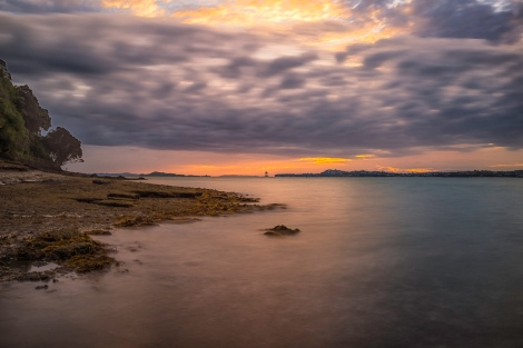 Sunrise Torpedo Bay