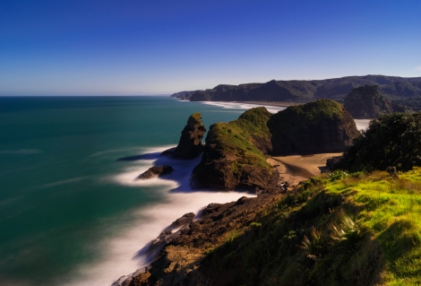 Piha the gap